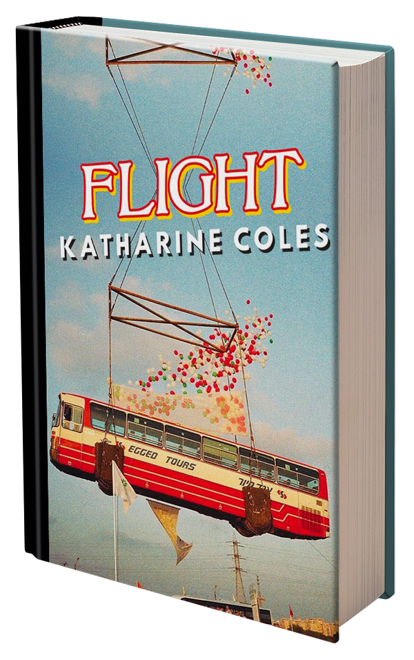 Flight by Katharine Coles