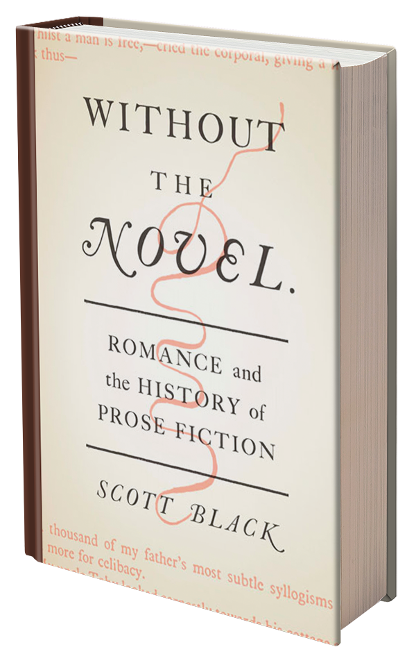 Without the Novel by Scott Black